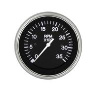 Sierra 82302P Heavy Duty Series Tachometer