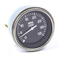 Sierra 82303P Heavy Duty Series Tachometer