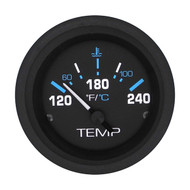 Sierra 68401P Eclipse Series Water Temp Gauge