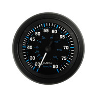 Sierra 68397P Eclipse Series Speedometer