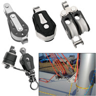 Barton Marine Laser Replica 15:1 Kicking Strap Assembly f\/Laser Dinghy