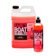 Babe's Boat Bubbles Boat Wash