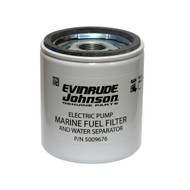 Johnson/Evinrude 5009676 Fuel Water Separator Filter