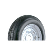Carrier Star ST175/80D13 5-Hole LRB Trailer Tire-White