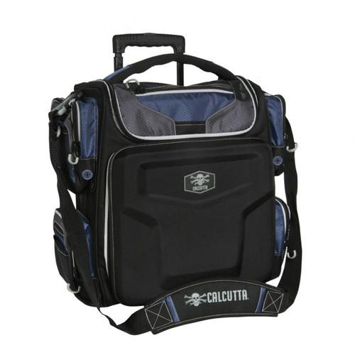 Calcutta 3700 Series Explorer Rolling Tackle Bag w/ 5 Trays
