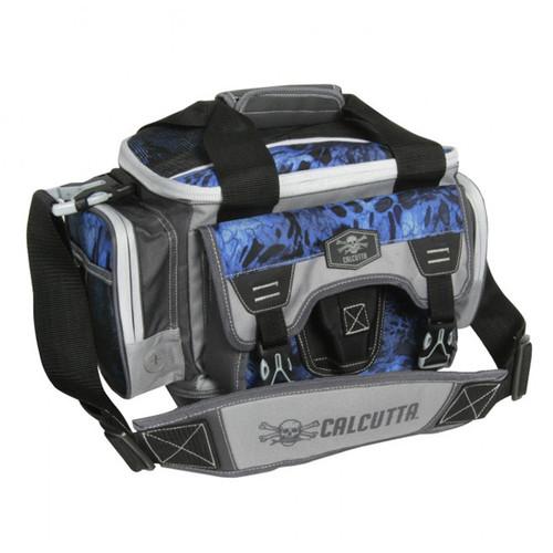Calcutta 3700 Series Squall Camo Tackle Bag w/ 4 Trays