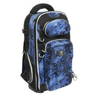Calcutta 3700 Series Squall Camo Tackle Backpack w/ 1 Tray