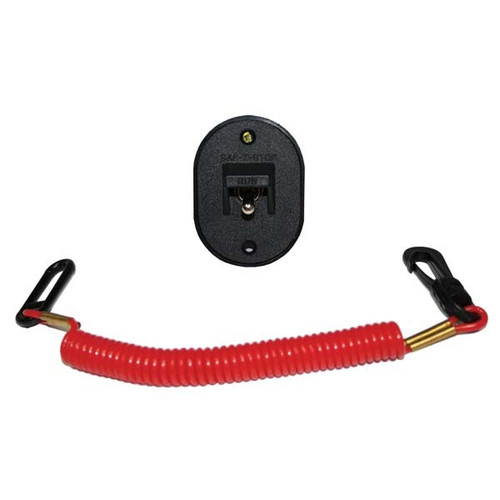T-H Marine Saf-T-Stop Dual Ignition Kill Switch