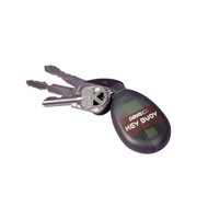 Davis Key Buoy Self-Inflating Key Ring
