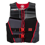 Hyperlite Red Prime Neo Men's Life Jacket