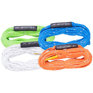 HO Sports 4K Safety Tube Tow Rope - Green