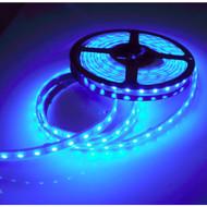 TH Marine Pontoon LED Flat Flexible Ribbon Strip Light Kit - Blue