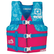 O'Brien Pink Youth Nylon Life Vest
