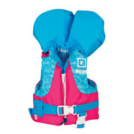 O'Brien Pink Nylon Infant Life Jacket