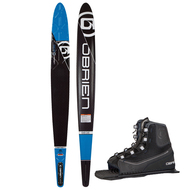 O'Brien 2180484 Siege Slalom Ski w/ Avid Binding