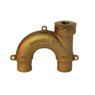 Groco NPT Bronze Vented Loop