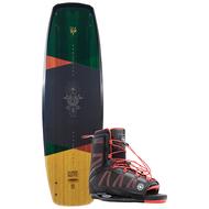 Hyperlite Prizm Wakeboard w/Syn OT Boots