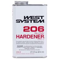 West System Fiberglass Slow Hardener - .44 Pint