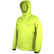 Grunden Neptune 319 Hooded Jacket - HiVis Yellow