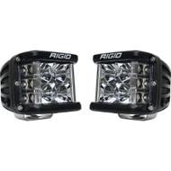 Rigid Industries D-SS PRO Flood LED - Pair - Black
