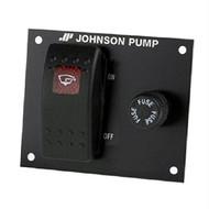 Johnson Pump Blower Bilge Pump Switch Panel