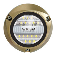 Lumitec SeaBlazeX2 White/Blue Underwater LED Light