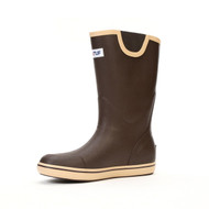 "Xtratuf Chocolate/Tan 12"" Deck Boot"