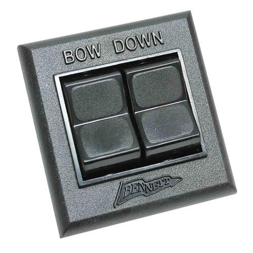 Bennett Lockout Rocker Switch