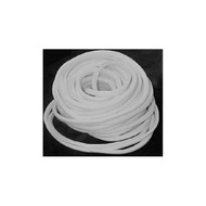 "Beckson 125' White Vinyl Edge Trim ""Trim-Mate"""