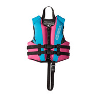 O'Neill Children's Reactor Turquoise Life Jacket