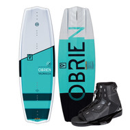 O'Brien Valhalla Wakeboard w/ Access Boots 2019