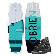 O'Brien Valhalla Wakeboard w/ Clutch Boots 2019