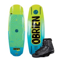 O'Brien Hooky Wakeboard w/ Access Boots 2019