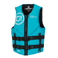 O'Brien Traditional Women's Aqua Life Jacket