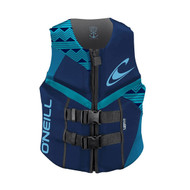 O'Neill Women's Reactor Navy Life Jacket