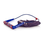 Liquid Force Team H-Braid America Rope Combo
