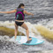 Connelly Benz Wakesurf Board 2019 Action