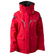 Gill Women's Red Coastal Jacket