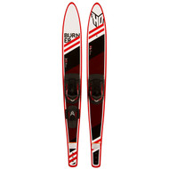 HO Sports Burner Combo Skis w/ Small Blaze Boot
