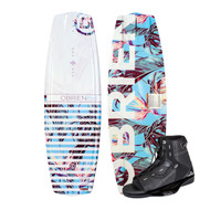 O'Brien Pixel Wakeboard w/ Access Boots