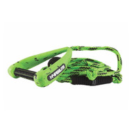 Hyperlite 25' Pro Surf Rope w/Green handle