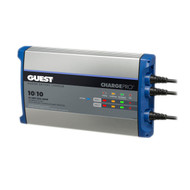 Guest On-Board Battery Charger - 20A - 2-Bank