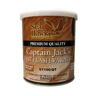 Sea Hawk Captain Jack's Fast Flash Varnish