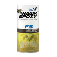 Hawk Epoxy F5 Light Density Fairing Filler