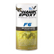 Hawk Epoxy F6 MicroSphere Fairing Filler