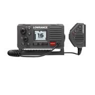 Lowrance Link-6S Class D DSC VHF Radio - Gray - NMEA 0183