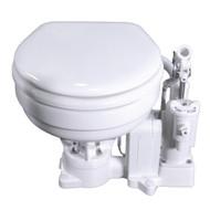 Raritan PH PowerFlush Electric Marine Bowl - 12V - White