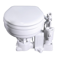 Raritan PH PowerFlush Electric Household Bowl - 12V - White