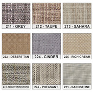 Lancer Woven Vinyl Pontoon Flooring 8-1/2' Wide