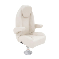 LCI Black Label Reclining Pontoon Helm Seat